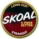 SKOAL LONG CUT STRAIGHT ROLL/5