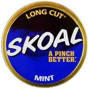 SKOAL LONG CUT MINT ROLL/5