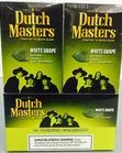 DUTCH MASTER CIG WHITE GRAPE 3/2 PK