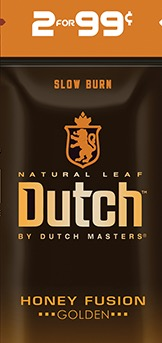DUTCH MASTER HONEY FUS 2/.99