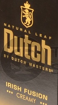 DUTCH MASTER CIG IRISH FUSION 2/.99