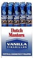 DUTCH MASTER CIG VAN BLUE UPR/30/89