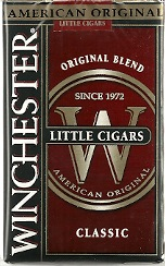 WINCHESTER LITTLE CIGARS CTN
