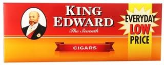 KING ED FILTER CIGAR CTN