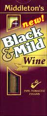BLACK & MILD WOOD TIP WINE 10/5 PK