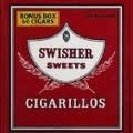 SWISHER SWEET CIGARILLOS BOX
