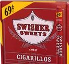 SWISHER SWEET CIGARILLO BX60 PP69