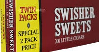 SWISHER SWEET LIL CIGAR CTN TWIN PK