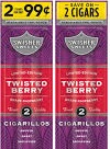 SWISHER SWEET TWISTED BERRY 2/.99