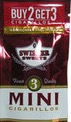 SWISHER SWEET MINI CIGARILLOS DIAMONDS BUY2GET3