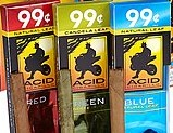 ACID CIGARILLOS .99 COMBO