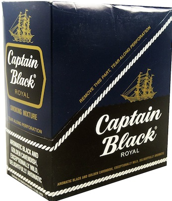 CAPTAIN BLACK ROYAL PAK 6