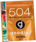 GOODIES 504 NATURAL LEAF 2/$1.49