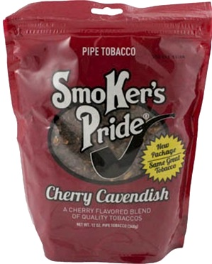 SMOKERS PRIDE CHERRY 12 OZ