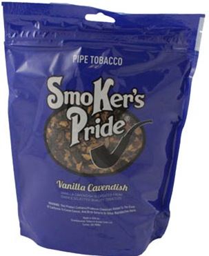 SMOKERS PRIDE VANILLA 12 OZ