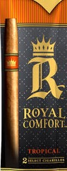 ROYAL COMFORT TROPICAL CIG