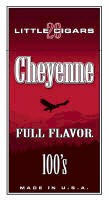 CHEYENNE FULL FLAVOR BOX 100