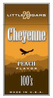 CHEYENNE PEACH BOX 100