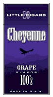 CHEYENNE GRAPE BOX 100