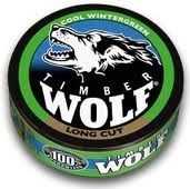 TIMBER WOLF COOL WINTERGREEN