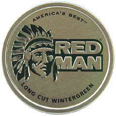 RED MAN LONG CUT WINTERGREEN