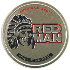 RED MAN FINE CUT NATURAL ROLL/5