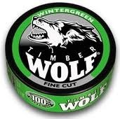 TIMBER WOLF WINTERGREEN FINE