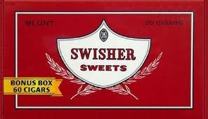 SWISHER SWEET BLUNT BOX 60