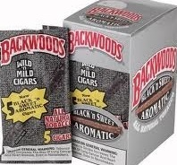 BACKWOODS BLACK PK 8/5