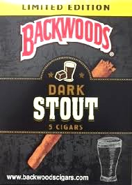 BACKWOODS CIGARILLO DARK STOUT 8/5 PK