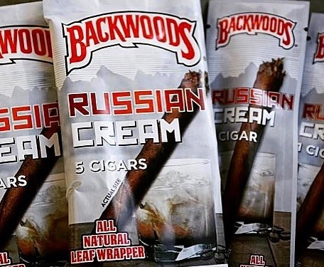 BACKWOODS RUSSIAN CREAM 1 PK
