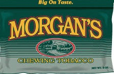 MORGAN CHEWING TOBACCO BOX/12