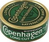 COPENHAGEN LC WINTERGREEN ROLL/5