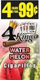 4 KINGS WATERMELON 15/4/.99