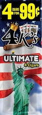 4 KINGS CIG ULTIMATE 4/.99