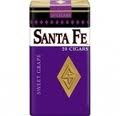 SANTA FE FILTER CIGAR GRAPE CTN