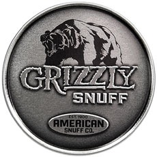 GRIZZLY SNUFF ROLL/5