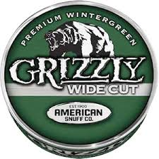 GRIZZLY WIDE CUT WINTERGREEN ROLL/5