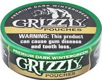 GRIZZLY WINTERGREEN POUCHES ROLL/5