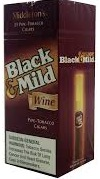 BLACK & MILD WINE UPRIGHT