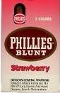 PHILLIES BLUNT STRAWBERRY PK 10/5
