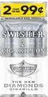 SWISHER SWEET CIG DIAMONDS 2/.99