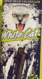 WHITE CAT CIGARILLOS WHITE GRAPE