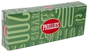 PHILLIES FILTER CIGAR MENTHOL CTN /10