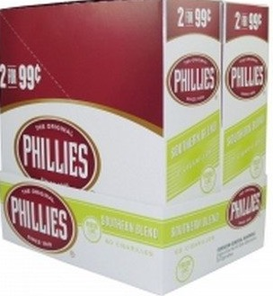 PHILLIES CIG SOUTHERN BLEND 2/.99
