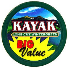 KAYAK LC WINTERGREEN ROLL/5