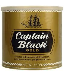 CAPTAIN BLACK GOLD 12 OZ