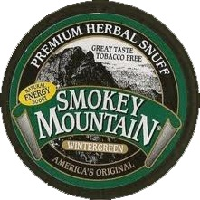 SMOKEY MOUNTAIN WINTERGREEN BOX/10