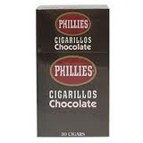 PHILLIES CIGARILLO CHOCOLATE 6/5 PK