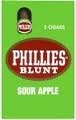 PHILLIES BLUNT SOUR APPLE PK 10/5
